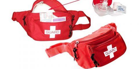 Lifeguard Bumbag First Aid Kit DH9114