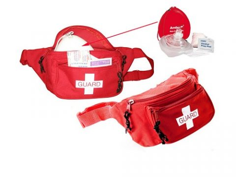 Lifeguard Bumbag First Aid Kit DH9114
