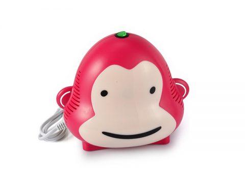 Nebulizer monkey
