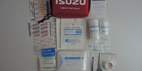 Sport First Aid Kit DH700