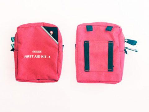 Travel First Aid Kit DH701