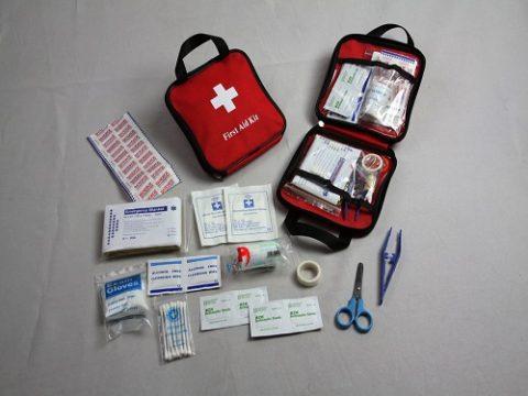 Travel First Aid Kit DH9019