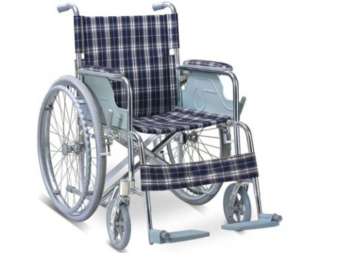 aluminium wheelchair