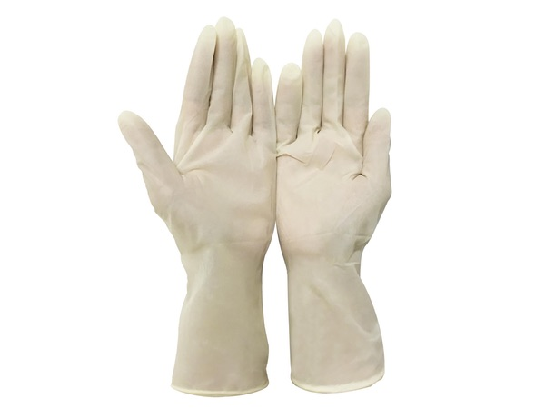 surgical gloves without package