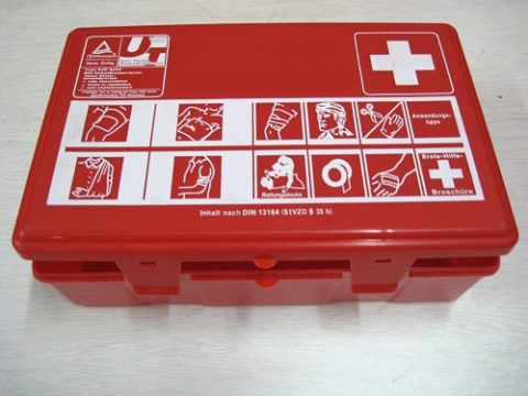DIN13164 First Aid Kit DH9303