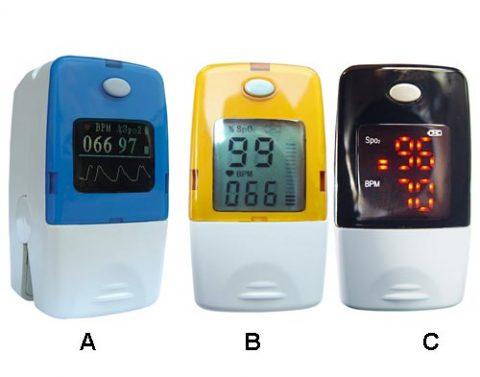 Fingertip Pulse Oximeter FP700
