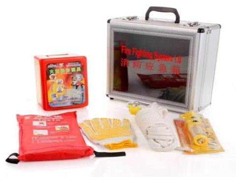 Fire Hazard First Aid Kit DH4401