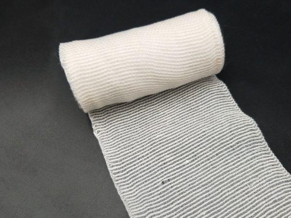 PBT bandage fiber