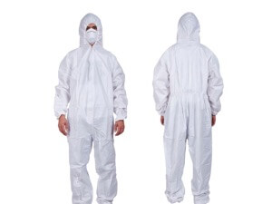 disposabel coverall suit