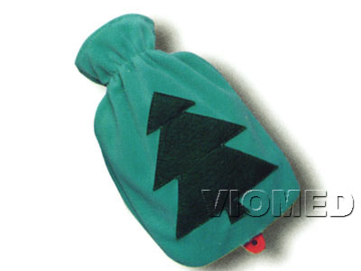 hot water bag with printing cover