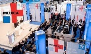medica exhibition 2019