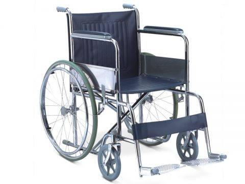 steel wheelchair fs809