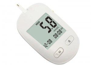 Blood glucose monitor BG001