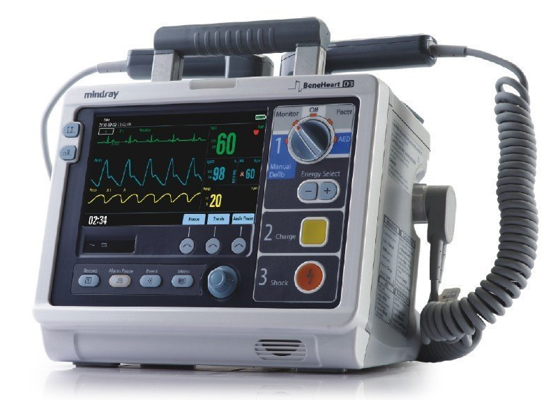 Defibrillator D3