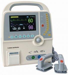Defibrillator Monitor D-2000A