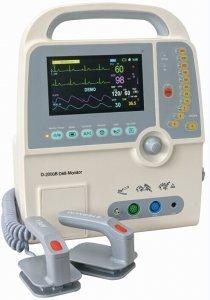 Defibrillator Monitor D-2000B
