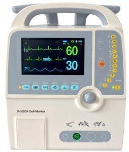 Defibrillator Monitor D-3000A