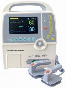 Defibrillator Monitor D-3000B