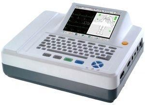 Twelve Channel ECG Machine | EM1200A