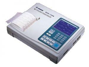 ECG Machine ECG1206