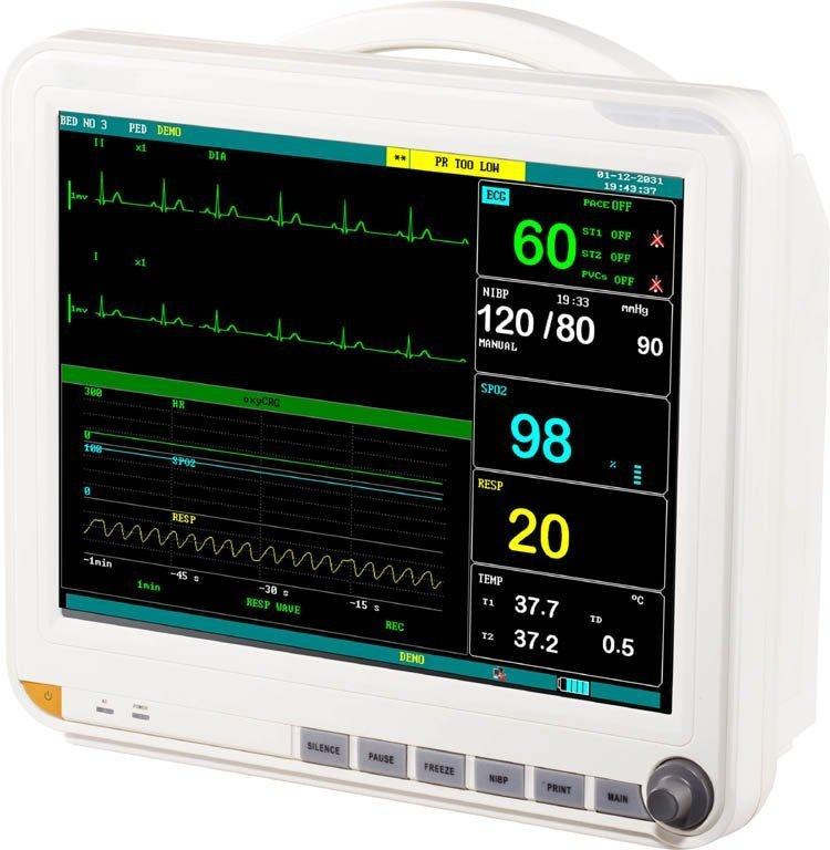 """15"""" Patient Monitor poweam 2000E"""