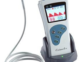 Pulse Oximeter GB