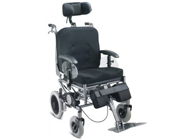 aluminum reclining wheelchair