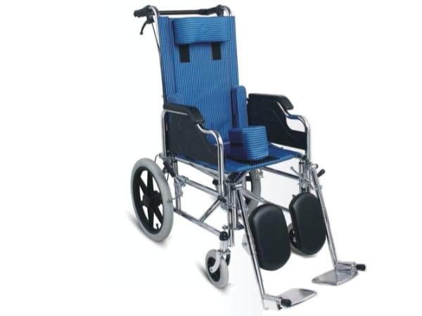 FS212 Steel wheelchair Reclining