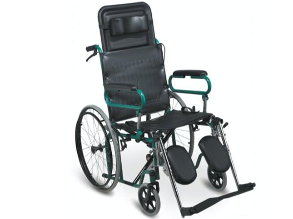 FS902GC Steel wheelchair reclining