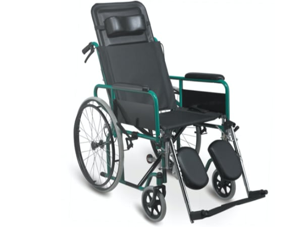 FS954GC Steel Wheelchair Reclining