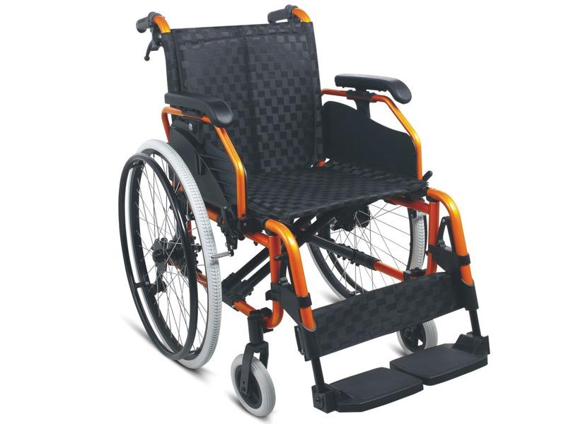 aluminum wheelchair FS251LHPQ