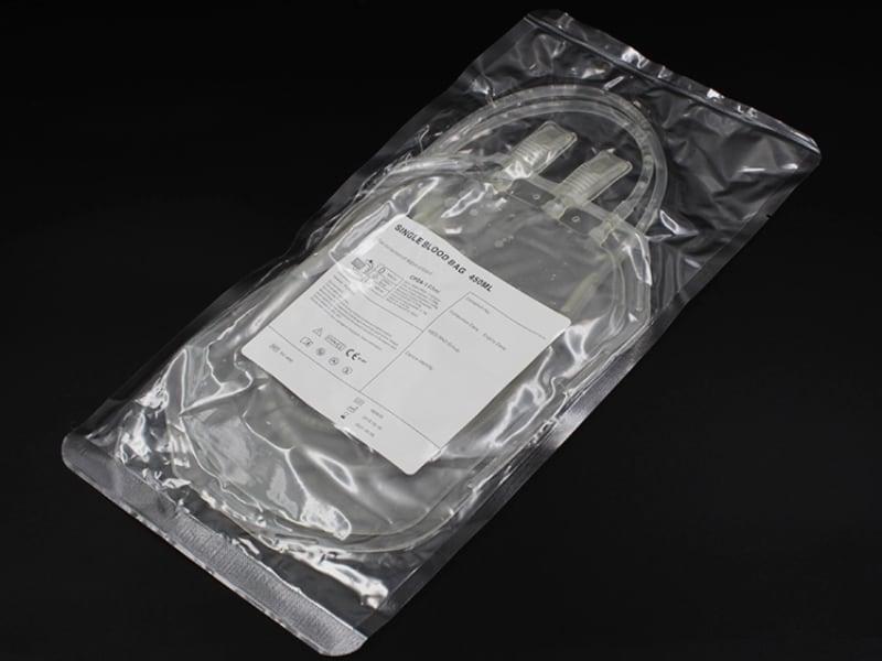package of blood bag 450ml