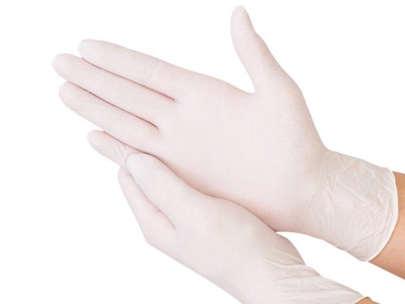 latex examination gloves super quality