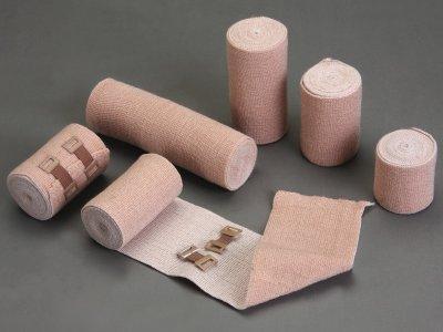 Purfled high elastic bandage #BD105K1