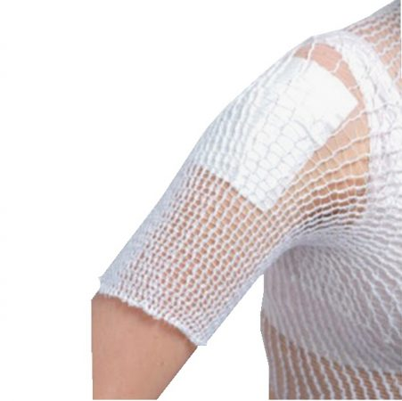 Elastic Tubular Net Bandage Shoulder