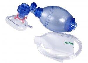 silicone manual resuscitator for adult