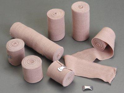 Skin color High elastic bandage
