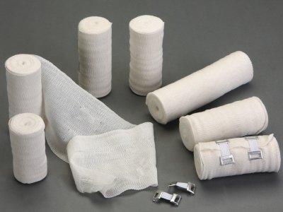 Thick PBT Elastic bandage #BD100C6