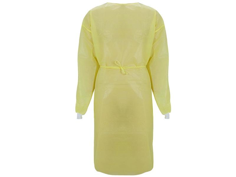 waterproof patient gown
