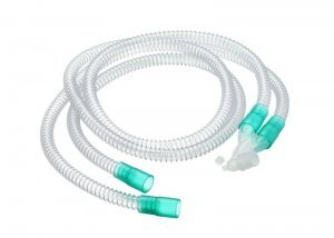 anesthesia breathing system