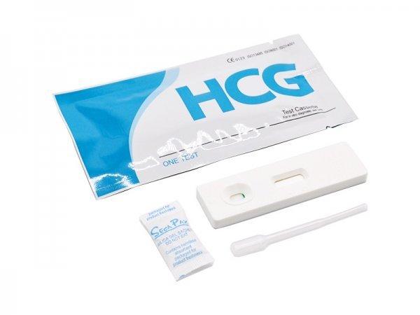 HCG Pregnancy Test Cassette
