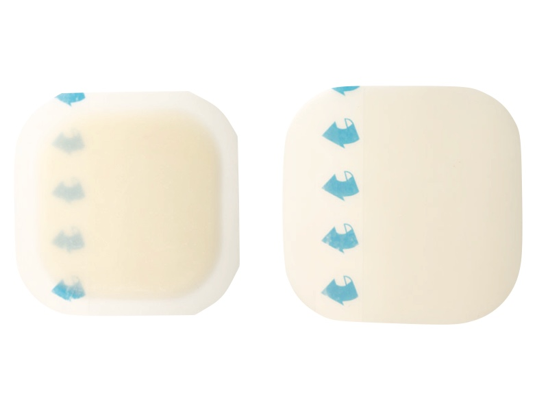 hydrocolloid woud dressing square