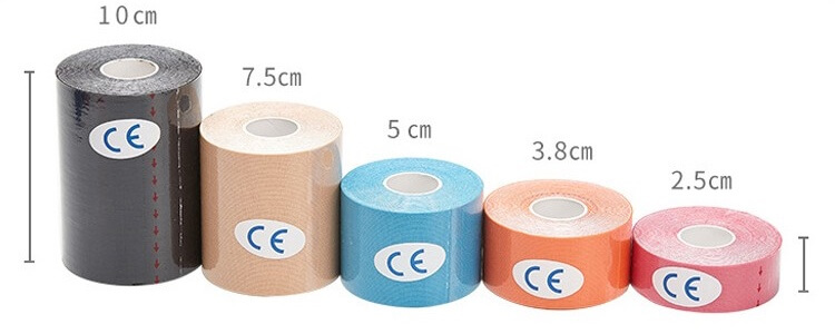 kinesiology tape available size