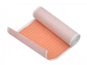perforated zinc oxide plaster