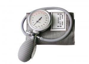 Palm type aneroid Sphygmomanometer